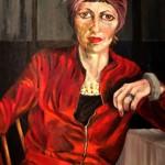 Nancy - Öl/Lw 150 x 100 cm 2007