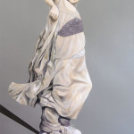 Slackline - Öl/Lw 150 x 100 cm 2013